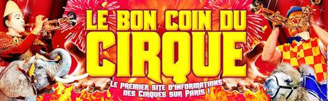 Le bon coin du cirque pm
